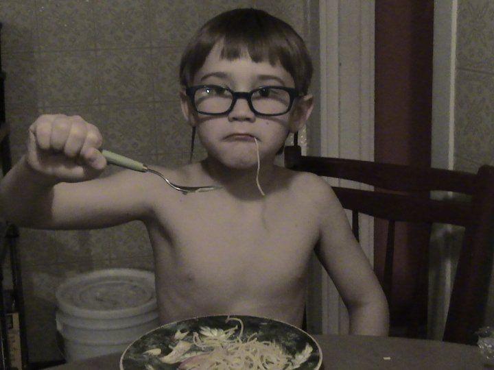 Al Dente, Spaghetti .