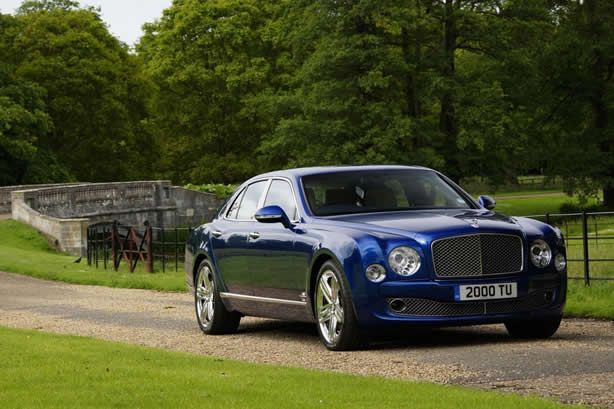 2013 Bentley Mulsanne-1