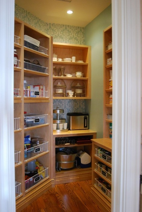 17 Ideas About Open Pantry On Pinterest: 211 Best Images About Kitchen & Butler Pantries On