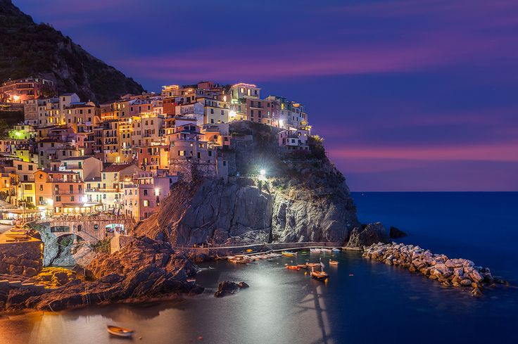 Photograph Manarola by Mathieu RIVRIN on 500px