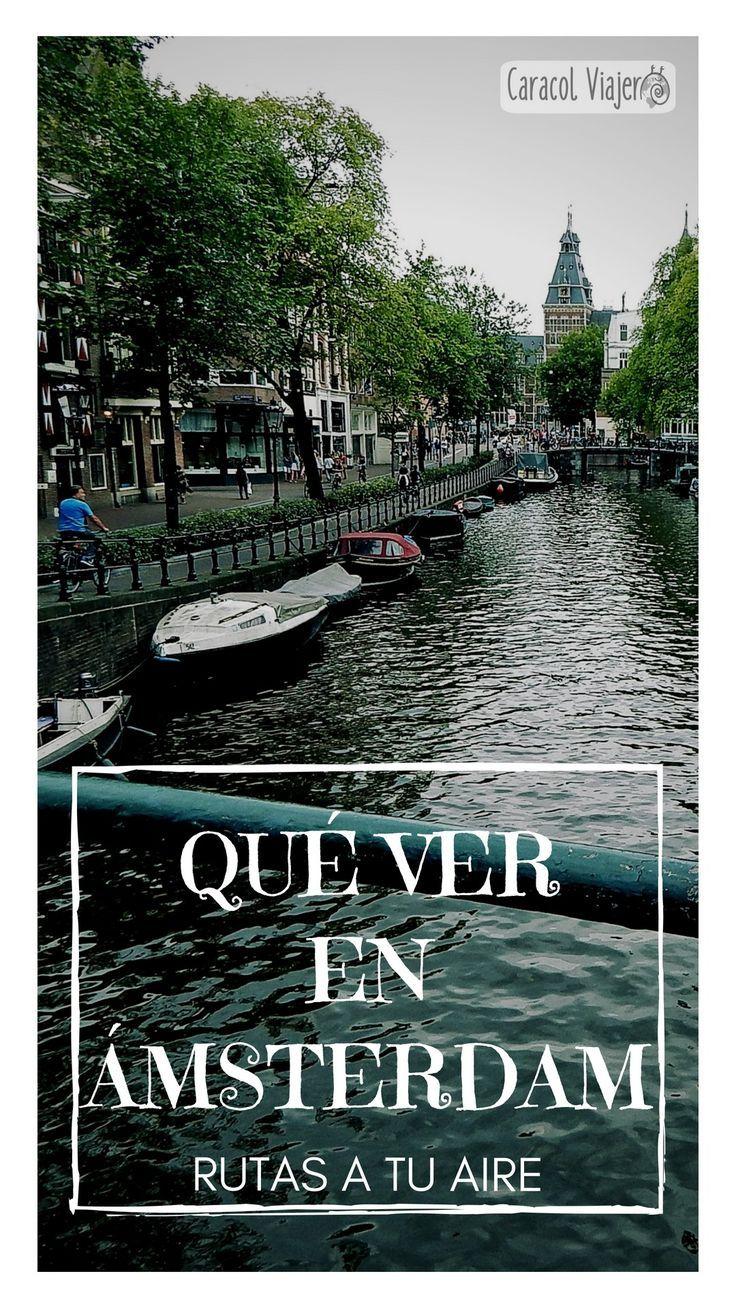 10 Visitas Imprescindible En ámsterdam Qué Comer Precios Y Alojamientos Amsterdam Holanda Viajes Barato Cara Viajes Y Turismo Amsterdam Destinos Viajes