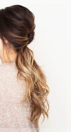 Beautiful hairstyle #long hair