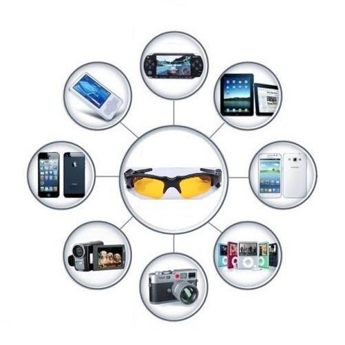 UV Smart Shades Bluetooth 4.0 & 4.1