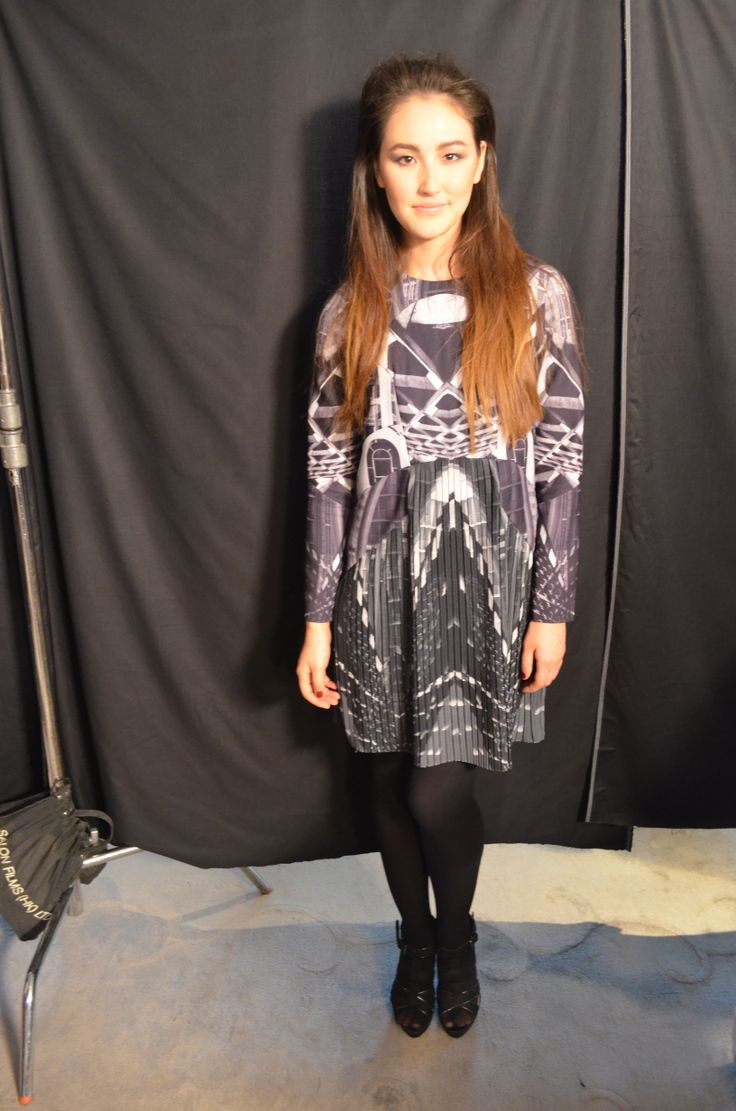 Yumika's Catwalk Challenge Outfit - Brand Curated (Autumn Winter 2013)