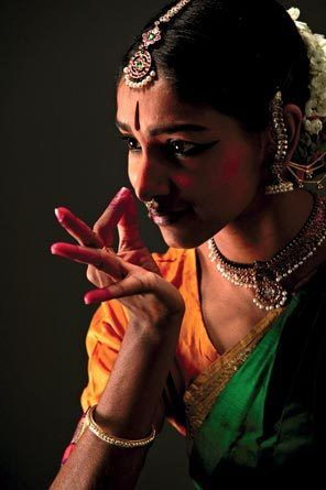 Kuchipudi, a traditional dance form from southern India