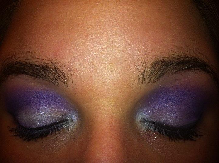 Purple smokey  •nk• @makeupbynataliek