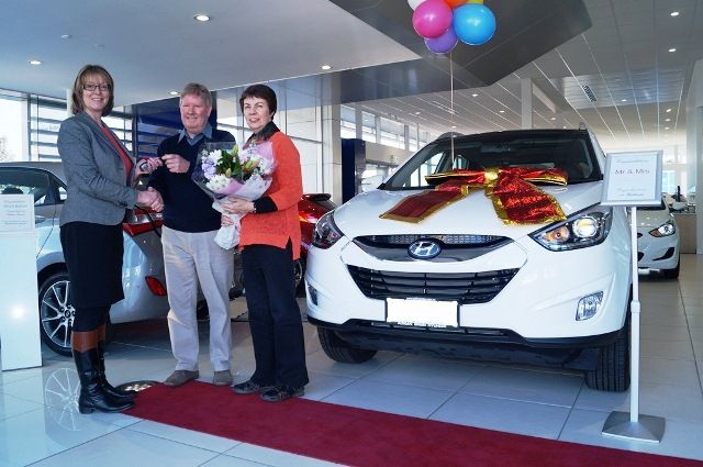 We would like to take this opportunity to congratulate the 2014 winners of the People's Choice Credit Union Community Lottery*.  * Adrian Brien Hyundai is a Major Platinum Sponsor of the People's Choice Community Lottery.  http://adrianbriencars.com.au/blog/3889/congratulations-to-the-2014-winners-of-the-peoples-choice-credit-union-community-lottery/