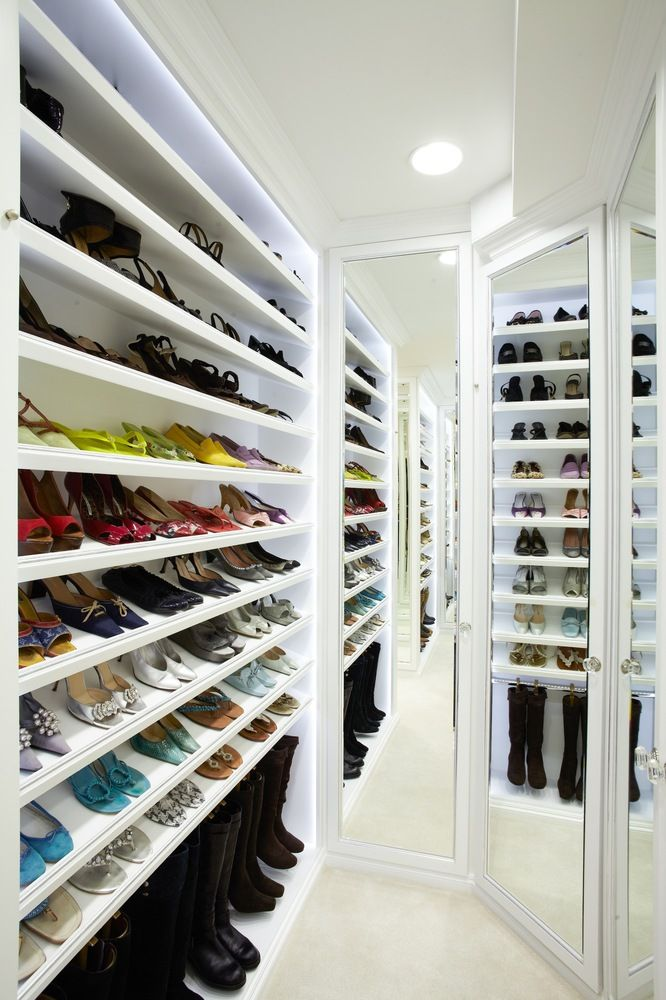 10 Tips For A Perfectly Organized Closet (VIDEO) Closet