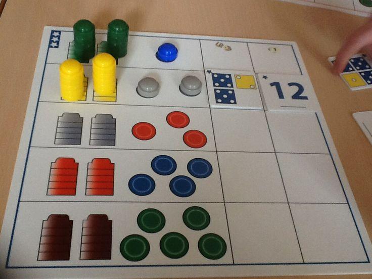 Domein: getalbegrip Onderwerp: omgaan met hoeveelheden doel:tellen van hoeveelheden(resultatief tellen)