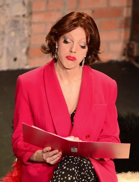 A Staged Reading of 'T-Girls' (Smock Alley Theatre, 2014)