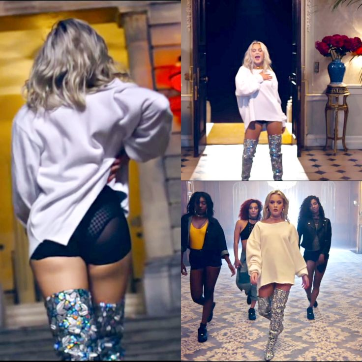 Zara Larsson - Ain't My Fault, outfit