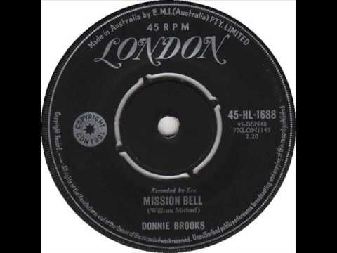 """Donnie Brooks - *""""Mission Bell""""* (Original Single Version) - 1960 YouTube"""
