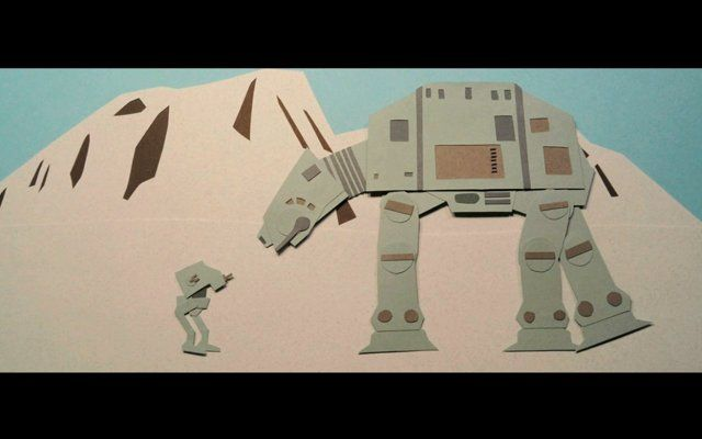 Star Wars given the Paper Treatment! Watch the Original Trilogy retold via paper animation set to the lovely song 'Tatooine' by Jeremy Messersmith Animated/Directed by Eric Power www.jeremymessersmith.com www.ericpowerup.net Jeremy has a great 'pay what you choose' option for getting digital copies of this song plus all three of his fantastic albums.  You can find em on his bandcamp page here: http://jeremymessersmith.bandcamp.com/track/tatooine