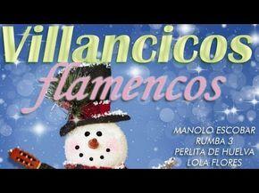 Navidad Villancicos Flamencos 2016 de Raya Real ❄☃Música de Navidad en Español - YouTube