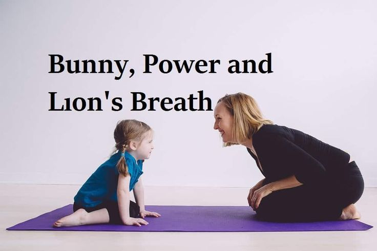 Bunny Breath Benefits Refreshes and energizes Clears the mind     WHAT TO DO   It's a fine line between energizing our bodies and minds and overoxygenating them. When practicing Bunny Breath, only allow your child to do three to five breaths. As well, be sure your child sighs audibly to exhale so that you …