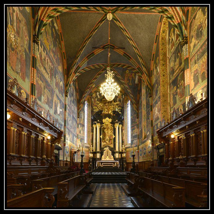 Sandomierz Cathedral, Poland