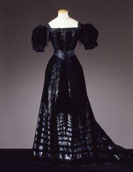 Dress1905-1906Collection Galleria del Costume di Palazzo Pitti