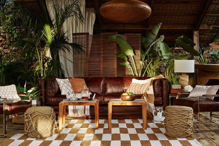 #excll #дизайнинтерьера #решения В этом сезоне коллекция Zara Home пестрит яркими, экзотичными мотивами, с большим акцентом на ручную работу и культурный колорит во всех изделиях.