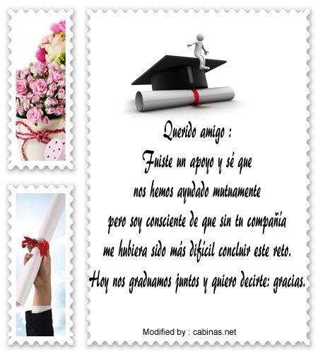 mensajes bonitos para graduaciòn para compartir,palabras bonitas para graduaciòn : http://www.consejosgratis.es/frases-de-agradecimiento-por-motivo-de-graduacion/