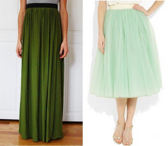 10 Easy   Cute Skirt Tutorials