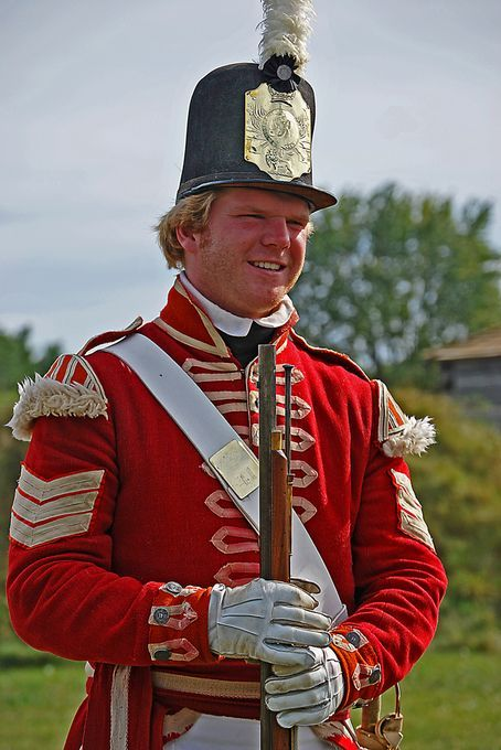 """Photo """"1812 Soldier"""" by CurtYeomans"""