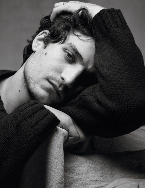 robertdarling:  Louis Garrel by Karim Sadli for Vogue Hommes   Fall/Winter 2015/2016.