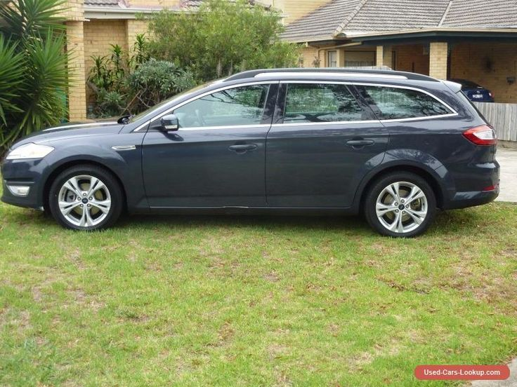 2010 Ford Mondeo Wagon Zetec TDCI Diesel - Needs New Transmission #ford #mondeo #forsale #australia
