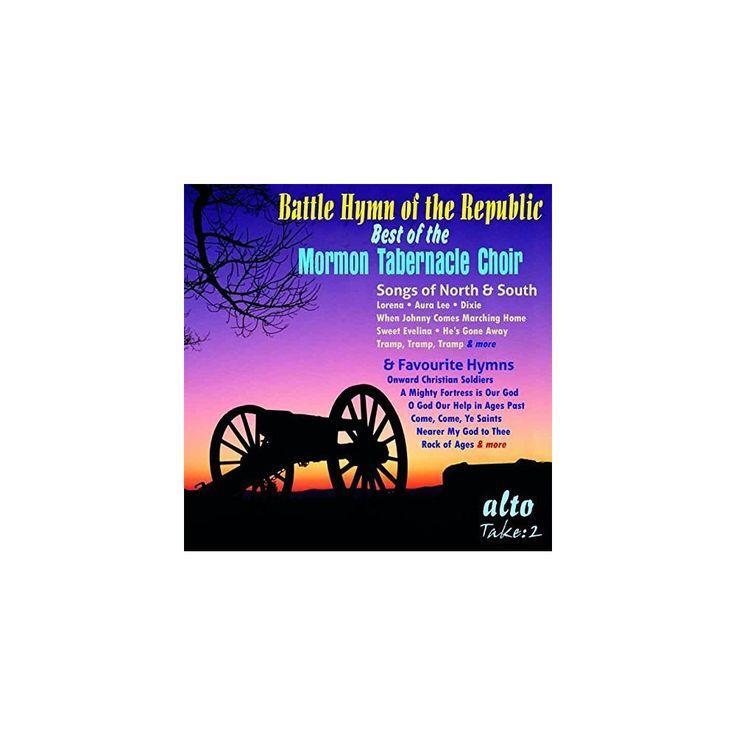 Mormon Tabernacle Choir - Very Best of Mormon Tabernacle Choir (CD)