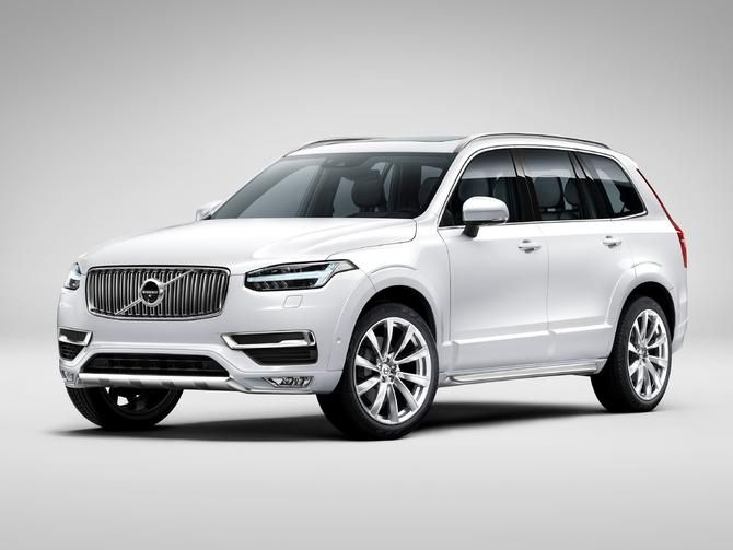 2016 Volvo XC90 is looking more powerful than ever and is designed as a three-row SUV that can hold seven passengers.