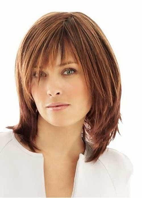 54 Fabulous Woman Medium Hairstyle Ideas Hairstyles Pinterest