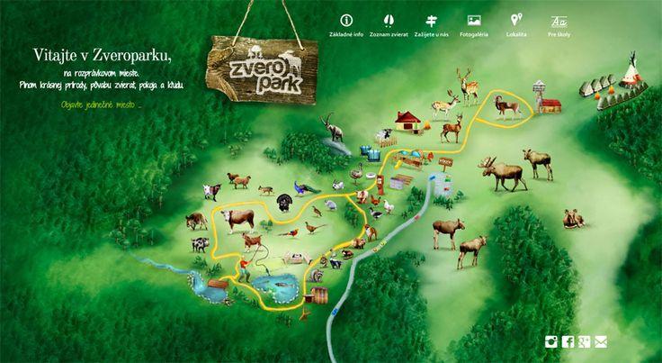 Rozprávkové miesto, plné krásnej prírody, pôvabu zvierat, pokoja a kľudu.