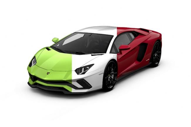 Lamborghini Aventador S : un configurateur et un prix de 337 866 euros