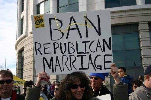 Republican marriage torture