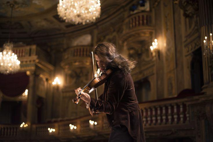 El Violinista Del Diablo - David Garrett