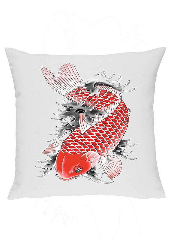16 best images about carp on pinterest trips carp for Koi fish pillow