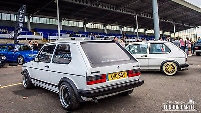 eBay: **REDUCED** VW GOLF GTI MK1, Restored example, rebuilt engine, thousands spent. #classiccars #cars
