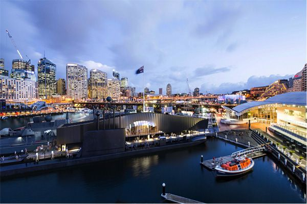 New Waterfront Darling Harbour Venue Unveiled at AIME 2015