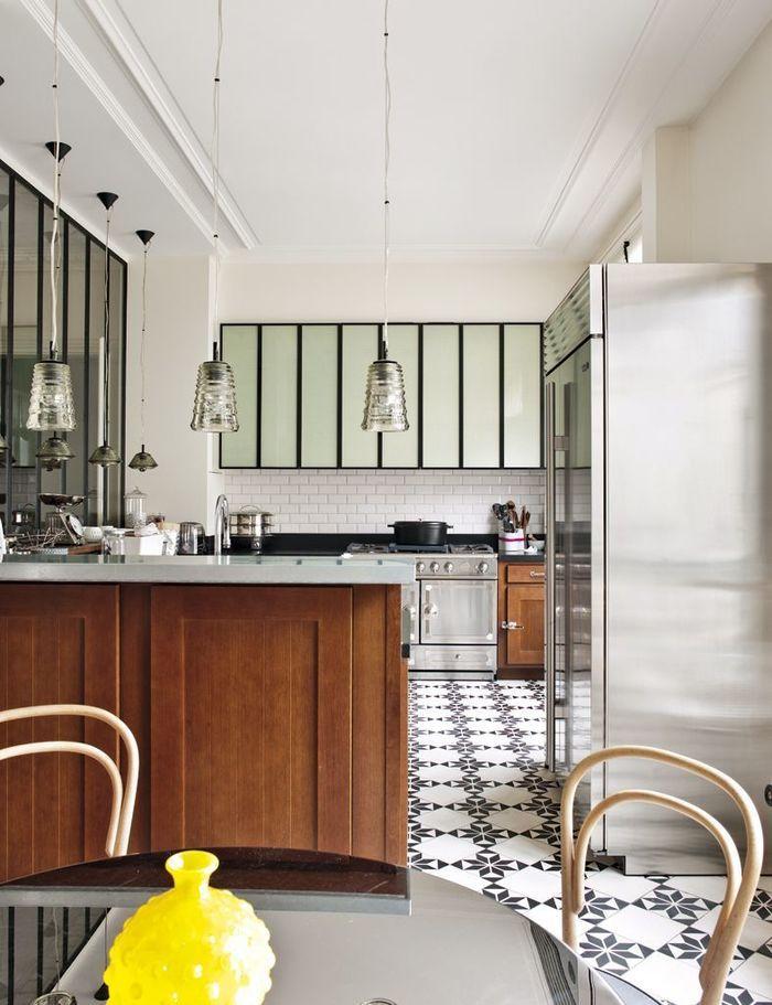 Парижская квартира с шармом – Красивые квартиры