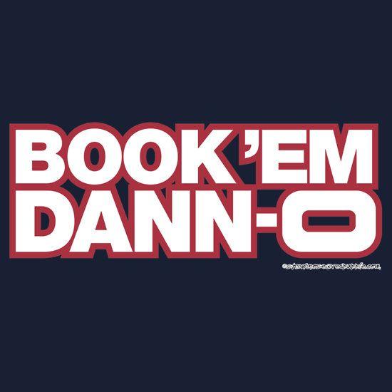 Hawaii 5-0 BOOK 'EM DANNO (logo)