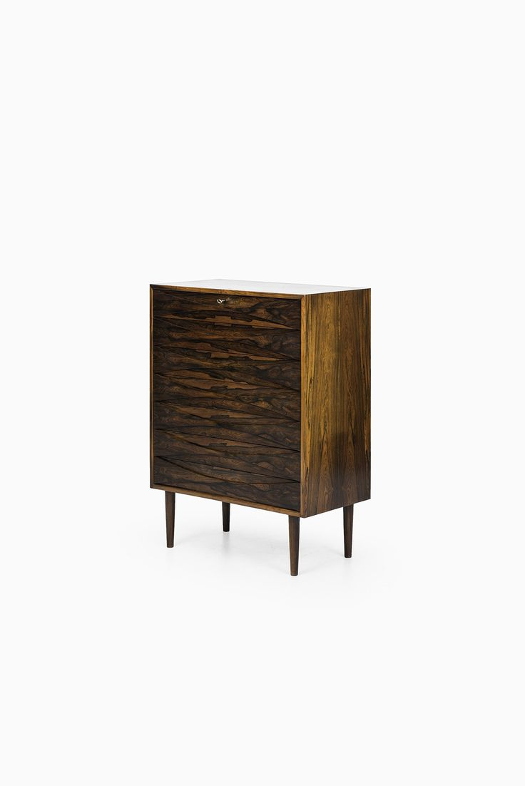 Arne Vodder bureau in rosewood at Studio Schalling