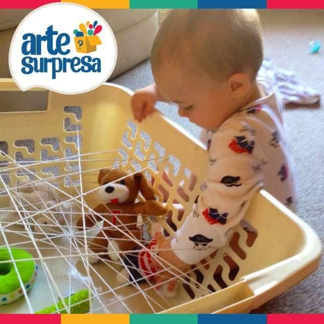 Activities for 1-2 year olds
