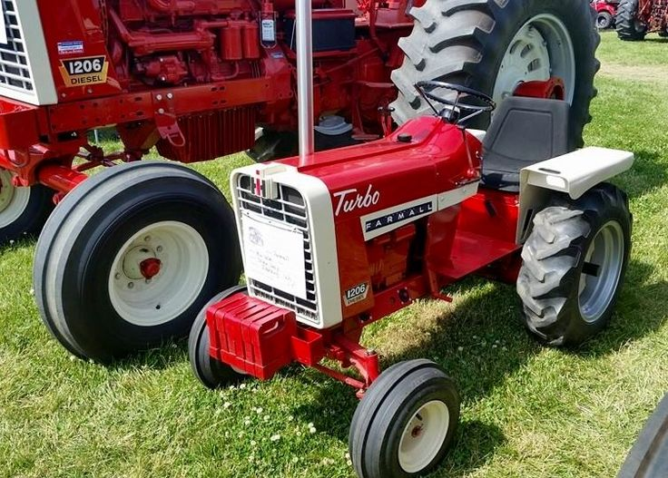 Ih Garden Tractors : Best ih images on pinterest international harvester
