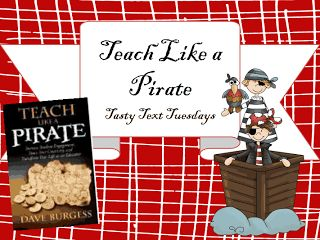 General Delk's Army: Teach Like a Pirate- Stand & Deliver, Advanced Tactics, and Around the Edges
