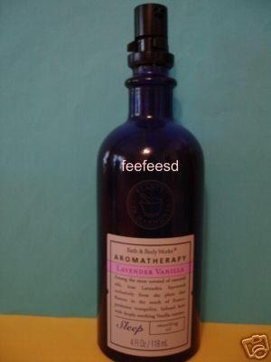 Bath & Body Works Lavender Vanilla Smoothing Oil  www.beblissful.ecrater.com