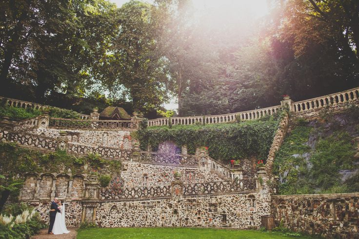 Wedding photography Plantation Gardens Norwich