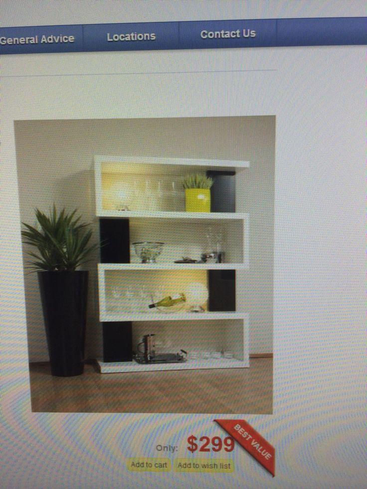 Reception shelf?