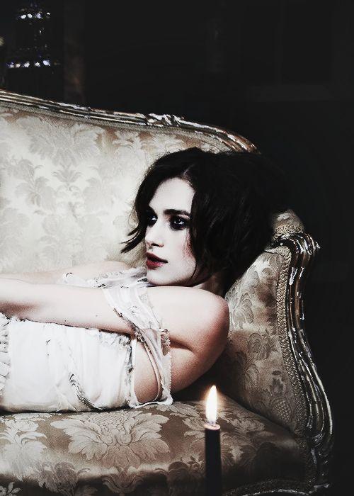 wearyvoices:  Keira Knightley byEllen von Unwerth for VogueItalia