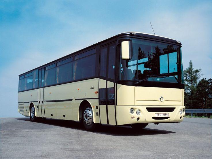 Karosa C956 Axer '2002–06