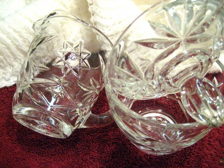 1000 Images About Eapc Star Of David Glassware On