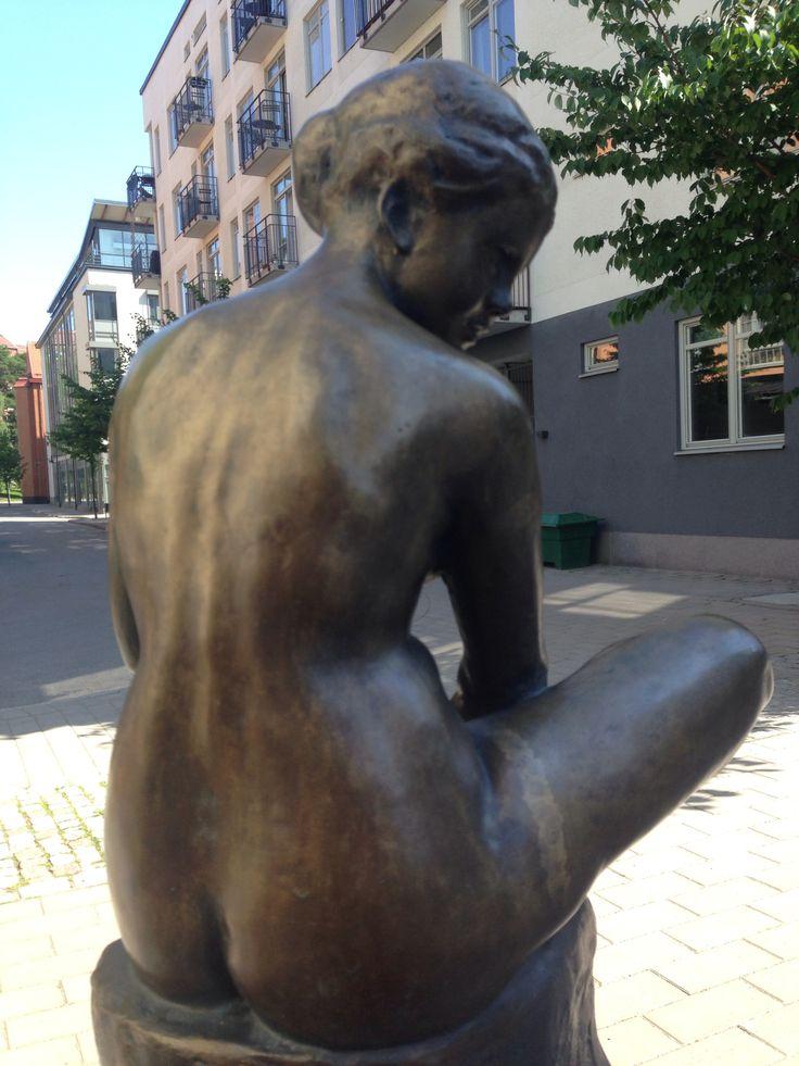 Vacker skulptur, Filmstaden